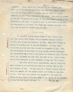Exhibit 10. Manuscript 20, 1906, p.9.