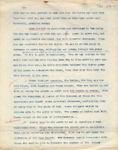 Exhibit 14.  Manuscript 27a, 1900, p.7.