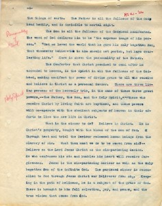 Exhibit 5. Manuscript 21, 1906, p.4.